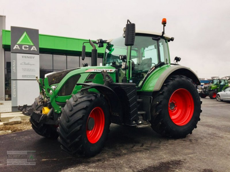 Traktor des Typs Fendt 716 Vo Vario, Gebrauchtmaschine in Gerasdorf (Bild 1)