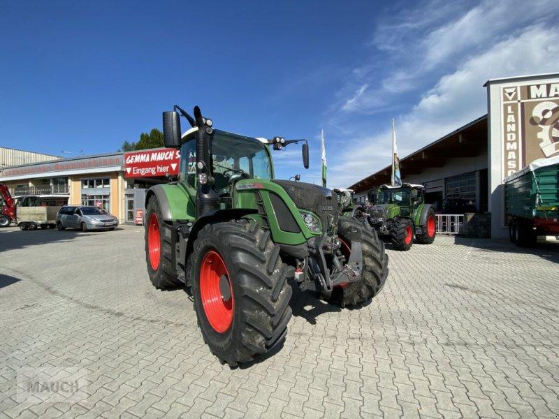 Traktor des Typs Fendt 716 Vo Vario, Gebrauchtmaschine in Burgkirchen (Bild 1)