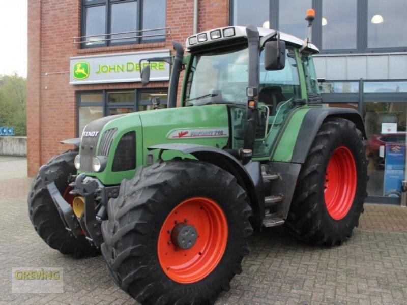 Traktor des Typs Fendt 716, Gebrauchtmaschine in Ahaus (Bild 1)
