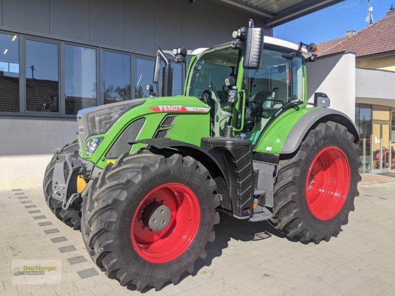 Traktor des Typs Fendt 718 Gen6 Profi+ Setting 2, Vorführmaschine in Senftenbach (Bild 1)