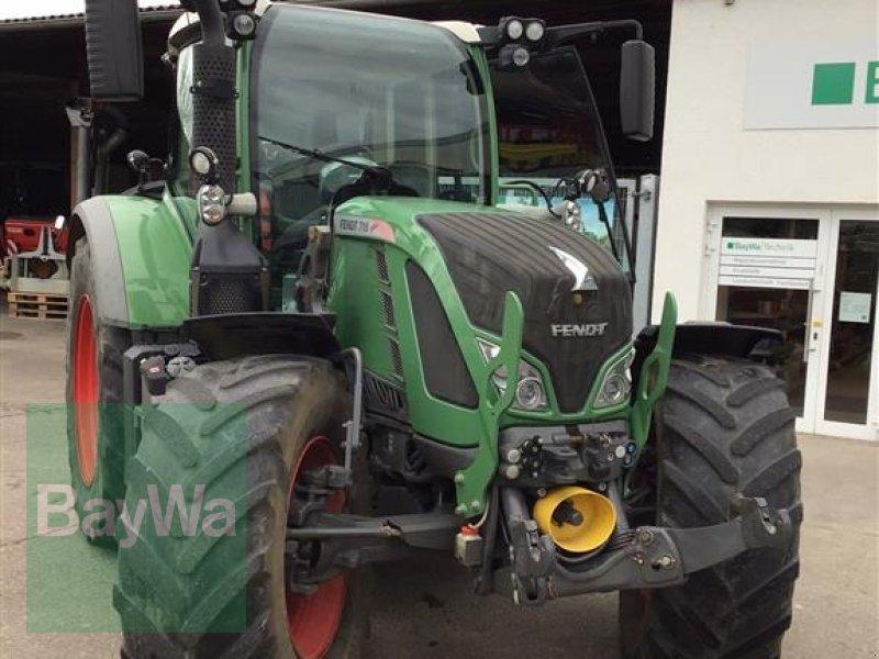 Traktor des Typs Fendt 718 Profi Plus, Gebrauchtmaschine in Eislingen (Bild 1)