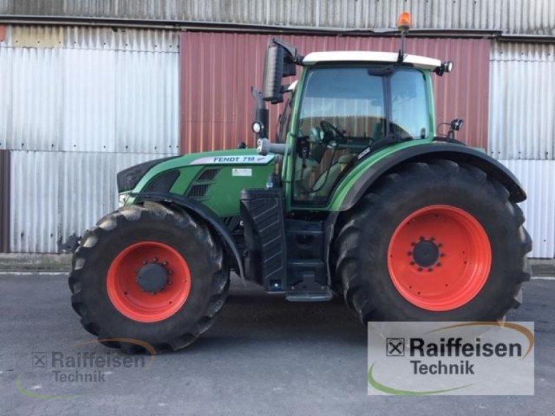 Traktor des Typs Fendt 718 Profi, Gebrauchtmaschine in Hofgeismar (Bild 1)