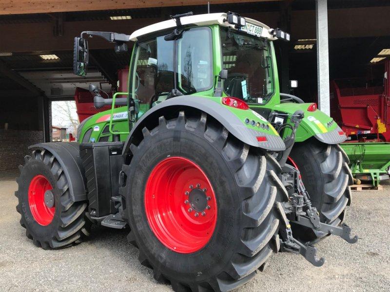 Traktor типа Fendt 718 S 4 Profi Plus 720 722 724, Gebrauchtmaschine в Titz (Фотография 5)
