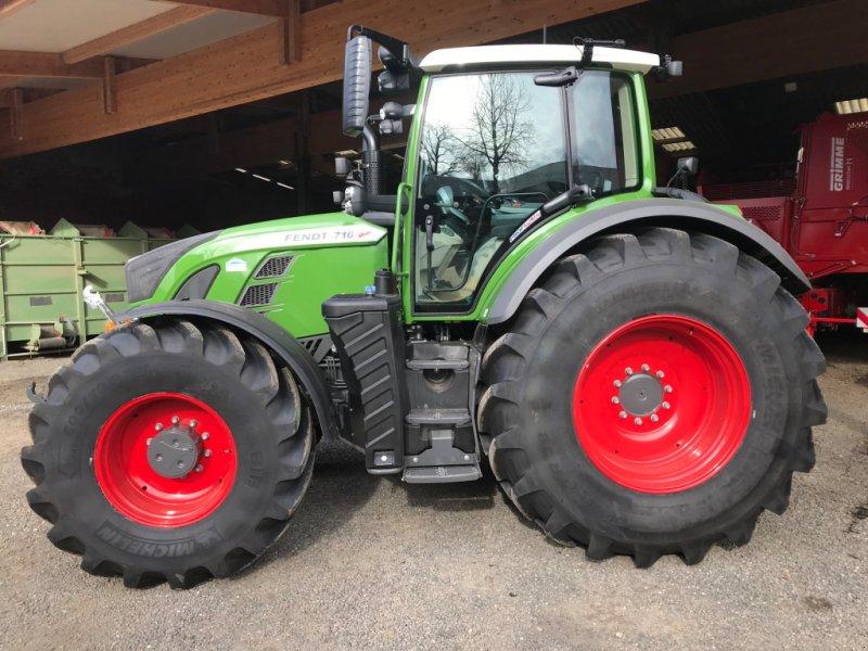 Traktor типа Fendt 718 S 4 Profi Plus 720 722 724, Gebrauchtmaschine в Titz (Фотография 1)