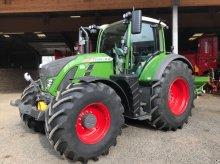 Fendt 718 S 4 Profi plus Трактор