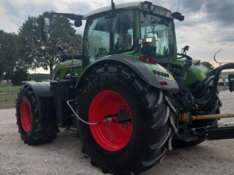 Traktor des Typs Fendt 718 S4 Profi  (Plus), Gebrauchtmaschine in Rees (Bild 6)