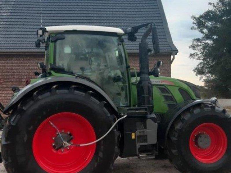 Traktor des Typs Fendt 718 S4 Profi  (Plus), Gebrauchtmaschine in Rees (Bild 7)