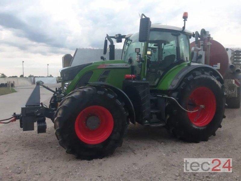 Traktor des Typs Fendt 718 S4 Profi  (Plus), Gebrauchtmaschine in Rees (Bild 1)