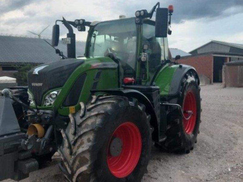 Traktor des Typs Fendt 718 S4 Profi  (Plus), Gebrauchtmaschine in Rees (Bild 4)