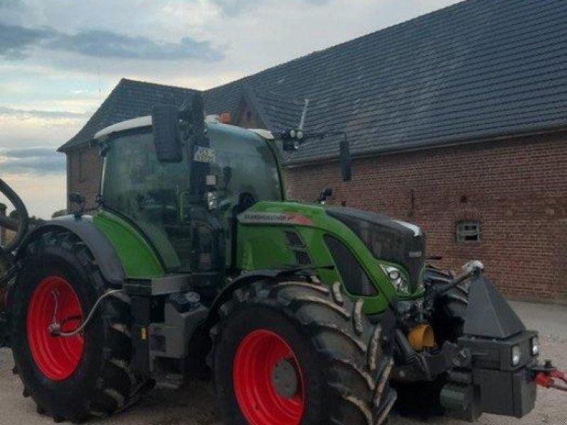 Traktor des Typs Fendt 718 S4 Profi  (Plus), Gebrauchtmaschine in Rees (Bild 3)