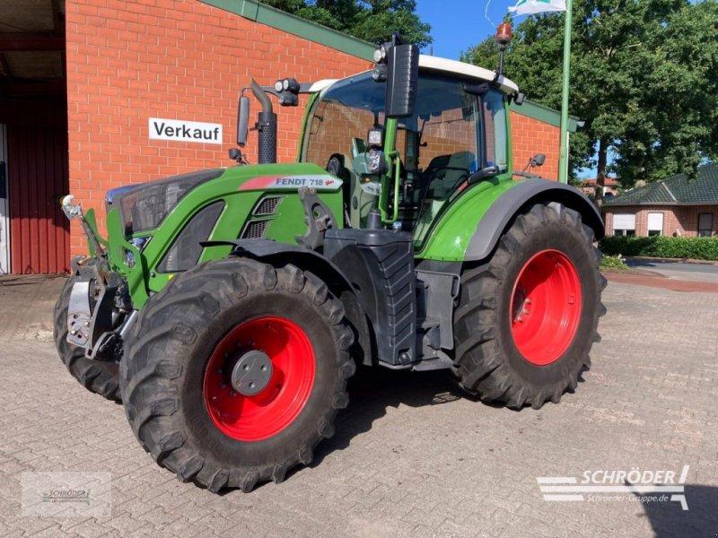 Traktor tipa Fendt 718 S4 PROFI PLUS, Gebrauchtmaschine u Scharrel (Slika 1)