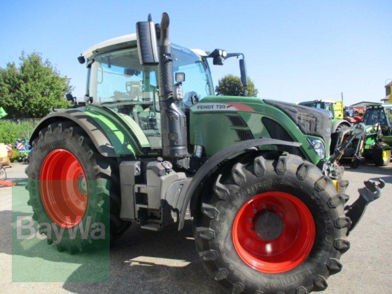 Traktor des Typs Fendt 718 S4 Profi, Gebrauchtmaschine in Schönau b.Tuntenhausen (Bild 5)
