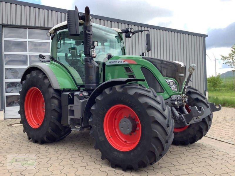 Traktor des Typs Fendt 718 S4 Profi, Gebrauchtmaschine in Coppenbruegge (Bild 1)
