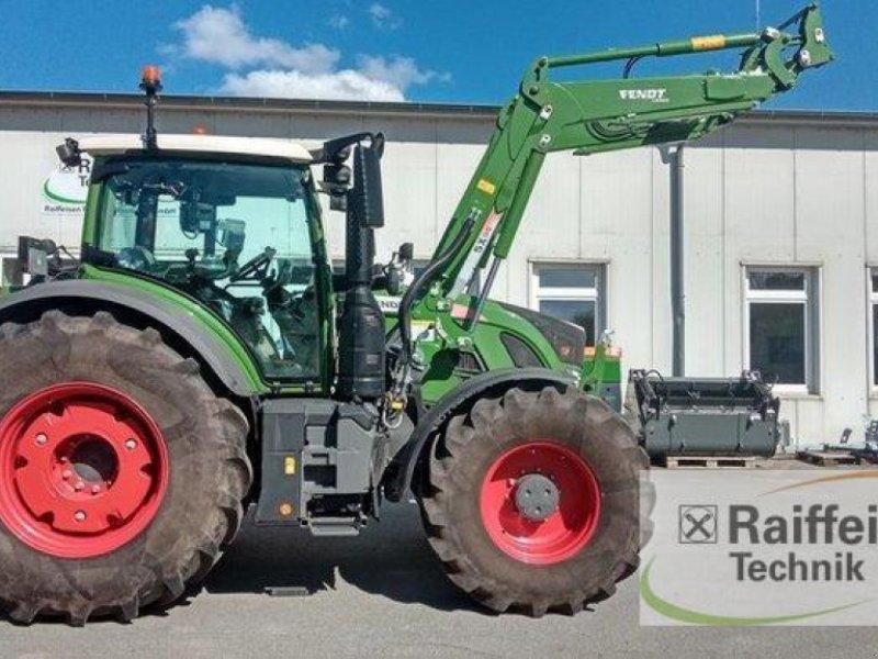 Traktor des Typs Fendt 718 S4, Gebrauchtmaschine in Kisdorf (Bild 1)