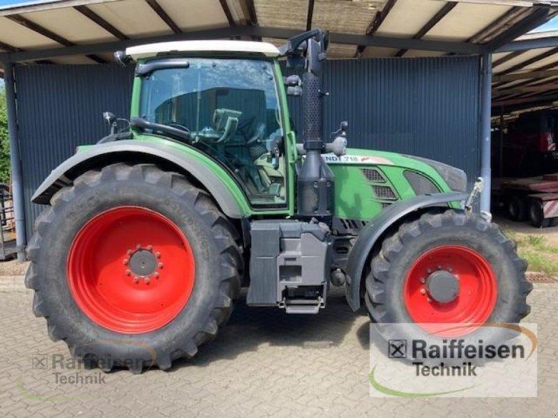 Traktor des Typs Fendt 718 SCR Profi Plus, Gebrauchtmaschine in Ilsede- Gadenstedt (Bild 1)