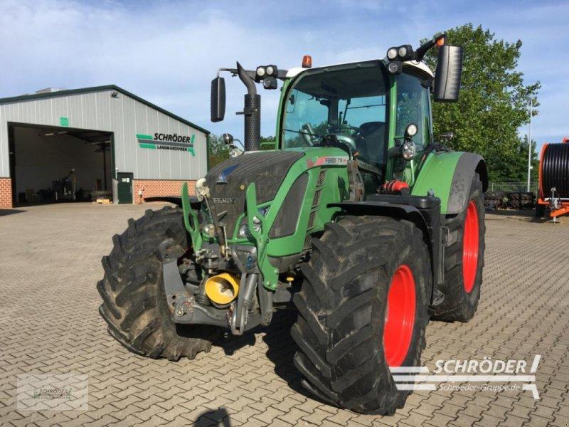 Traktor tipa Fendt 718 SCR PROFI PLUS, Gebrauchtmaschine u Twistringen (Slika 1)