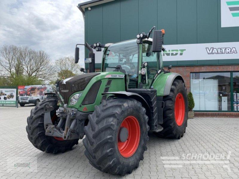Traktor des Typs Fendt 718 SCR PROFI PLUS, Gebrauchtmaschine in Jade OT Schweiburg (Bild 1)