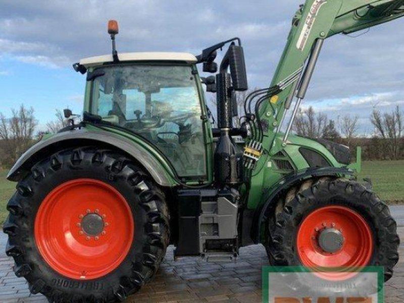 Traktor des Typs Fendt 718 SCR, Gebrauchtmaschine in Saulheim (Bild 5)