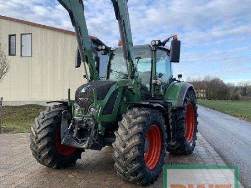 Traktor des Typs Fendt 718 SCR, Gebrauchtmaschine in Saulheim (Bild 1)