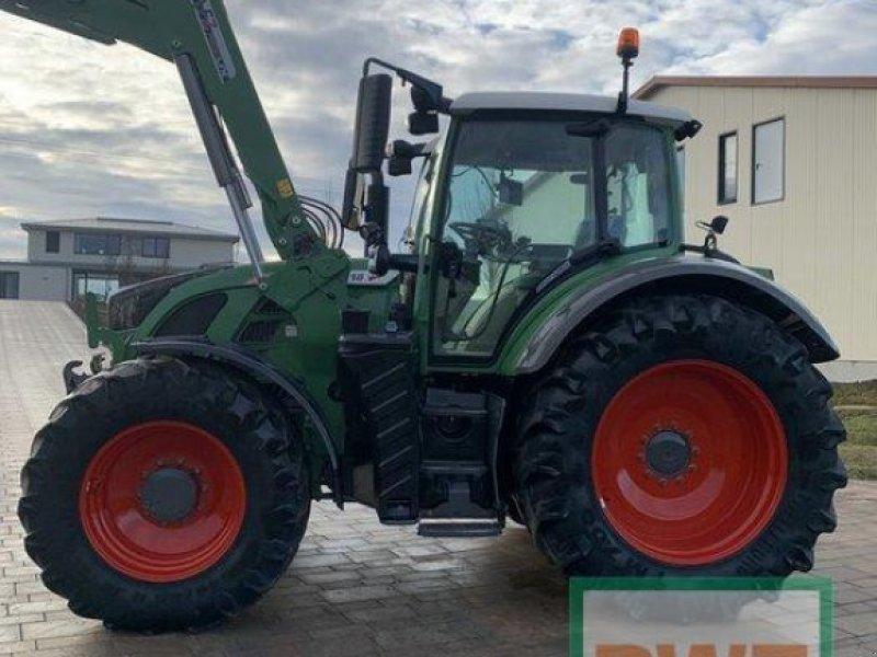 Traktor des Typs Fendt 718 SCR, Gebrauchtmaschine in Saulheim (Bild 3)