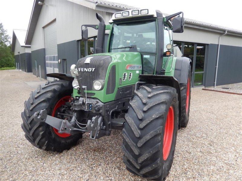Traktor des Typs Fendt 718 TMS. Velholdt, Gebrauchtmaschine in Vildbjerg (Bild 1)