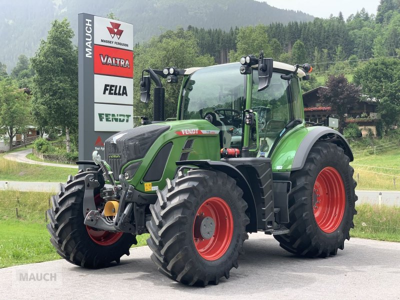 Traktor tipa Fendt 718 Vario Gen6 Power Setting 2, Neumaschine u Eben (Slika 1)