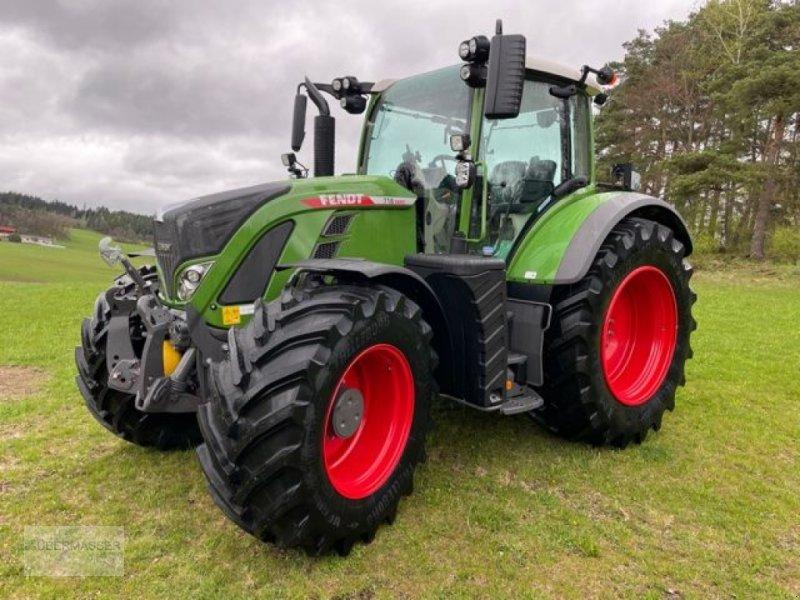 Traktor des Typs Fendt 718 Vario Gen6, Gebrauchtmaschine in Freistadt (Bild 1)