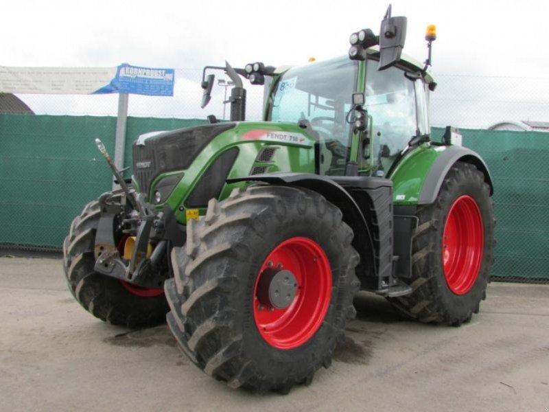 Traktor tipa Fendt 718 Vario Power - Nr.: 836, Gebrauchtmaschine u Regensburg (Slika 1)