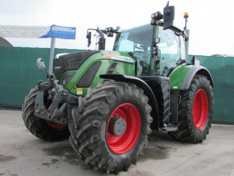 Traktor tipa Fendt 718 Vario Power - Nr.: 883, Gebrauchtmaschine u Regensburg (Slika 1)