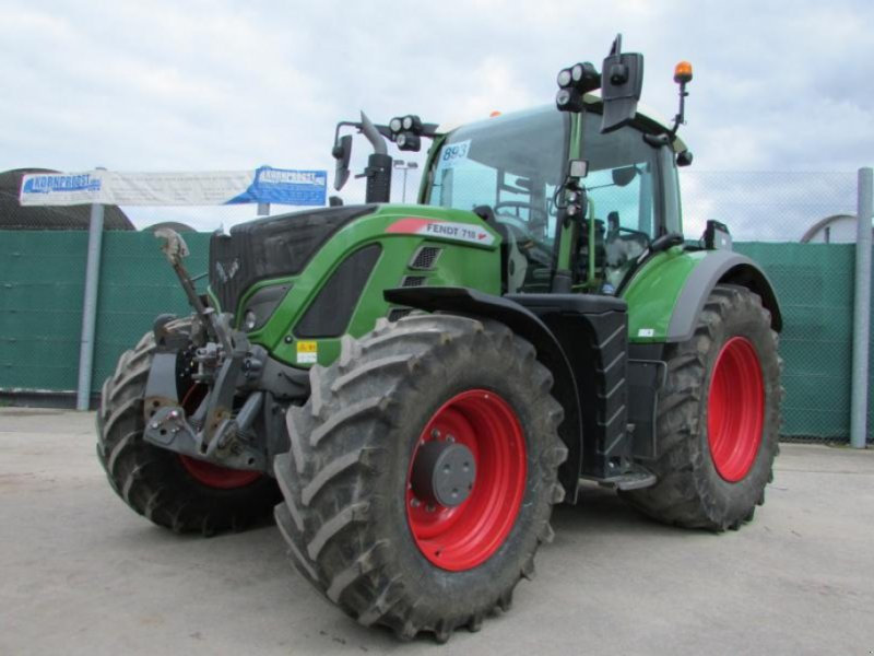 Traktor tipa Fendt 718 Vario Power - Nr.: 893, Gebrauchtmaschine u Regensburg (Slika 1)