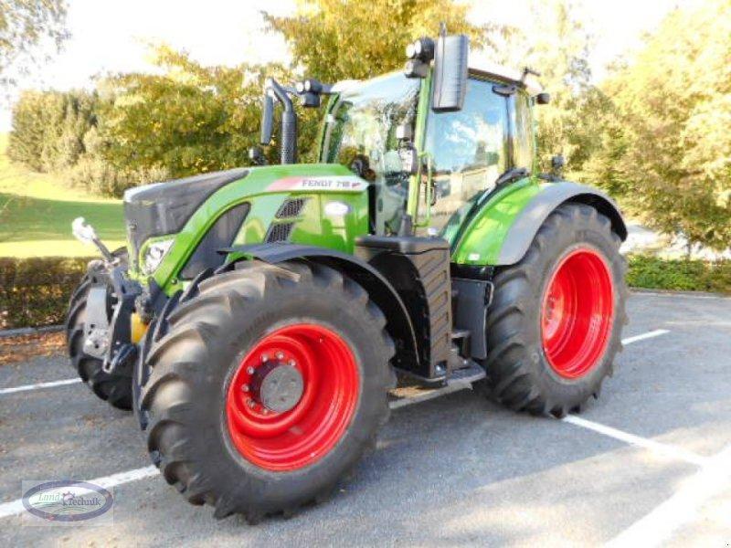 Traktor des Typs Fendt 718 Vario Profi+, Neumaschine in Münzkirchen (Bild 1)