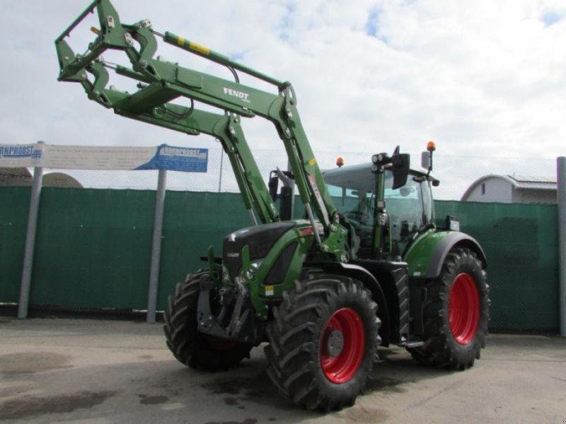 Traktor tipa Fendt 718 Vario Profi Frontlader - Nr.: 876, Gebrauchtmaschine u Regensburg (Slika 1)