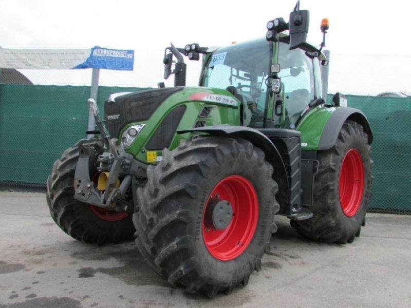 Traktor tipa Fendt 718 Vario Profi Plus Nr.: 833, Gebrauchtmaschine u Regensburg (Slika 1)