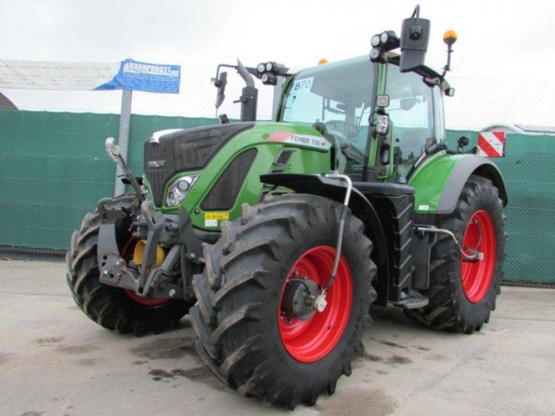 Traktor tipa Fendt 718 Vario Profi Plus - Nr.: 870, Gebrauchtmaschine u Regensburg (Slika 1)