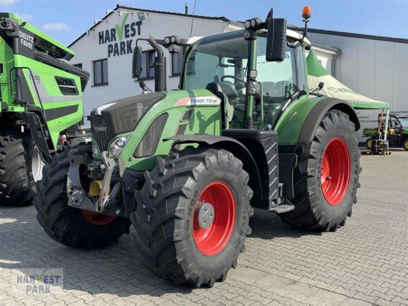 Traktor des Typs Fendt 718 Vario Profi Plus, Gebrauchtmaschine in Emsbüren (Bild 1)