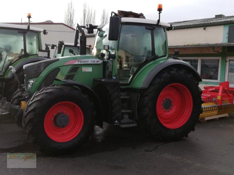 Traktor des Typs Fendt 718 Vario Profi Plus, Gebrauchtmaschine in Bad Mergentheim (Bild 1)