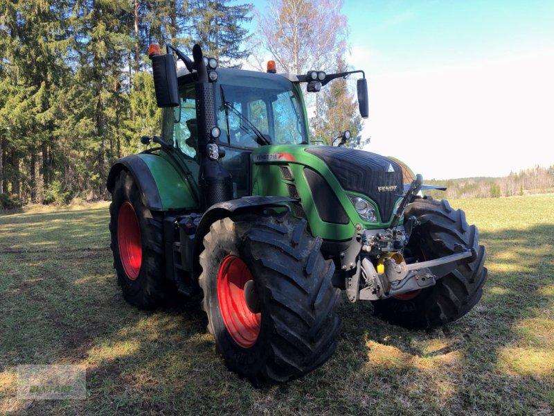 Traktor des Typs Fendt 718 Vario Profi, Gebrauchtmaschine in Bad Leonfelden (Bild 1)