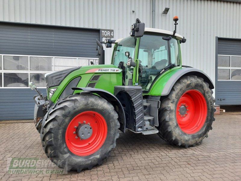 Traktor des Typs Fendt 718 Vario Profi, Gebrauchtmaschine in Lamstedt (Bild 1)