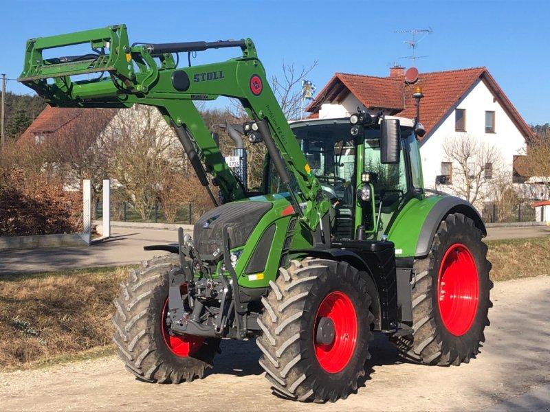 Traktor des Typs Fendt 718 Vario Profi, Gebrauchtmaschine in Allmannshofen (Bild 1)