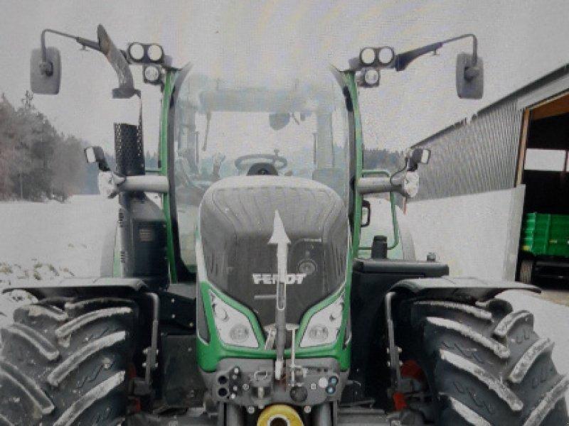 Traktor des Typs Fendt 718 Vario Profi, Gebrauchtmaschine in Ehekirchen (Bild 1)
