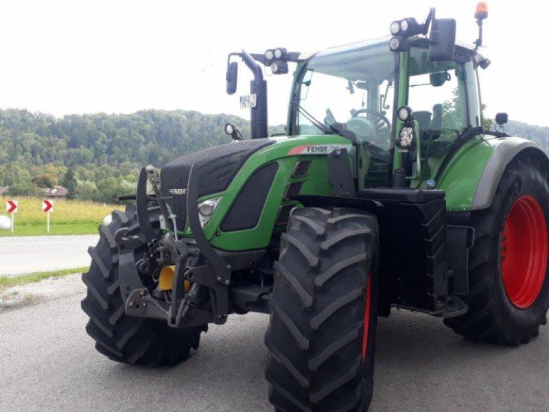 Traktor a típus Fendt 718 Vario Profi, Gebrauchtmaschine ekkor: Ramsau (Kép 1)