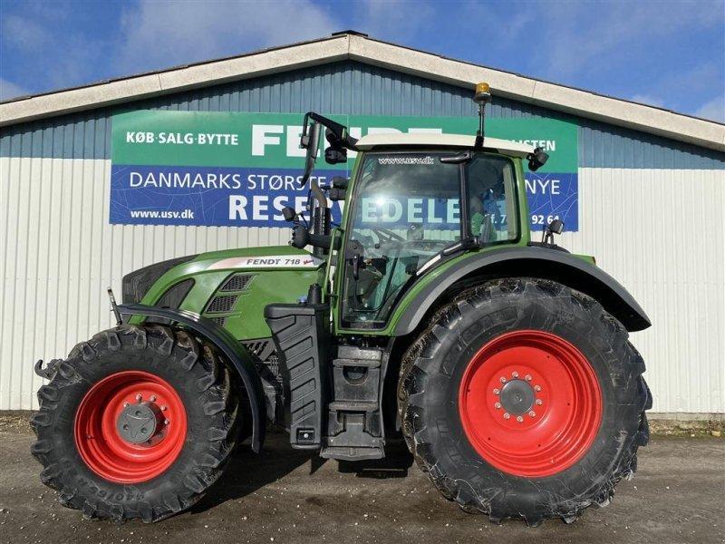 Traktor des Typs Fendt 718 Vario S4 Power Plus, Gebrauchtmaschine in Rødekro (Bild 1)