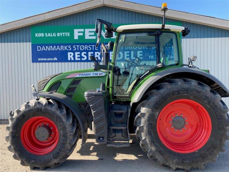 Traktor tipa Fendt 718 Vario S4 Power Plus, Gebrauchtmaschine u Rødekro (Slika 1)
