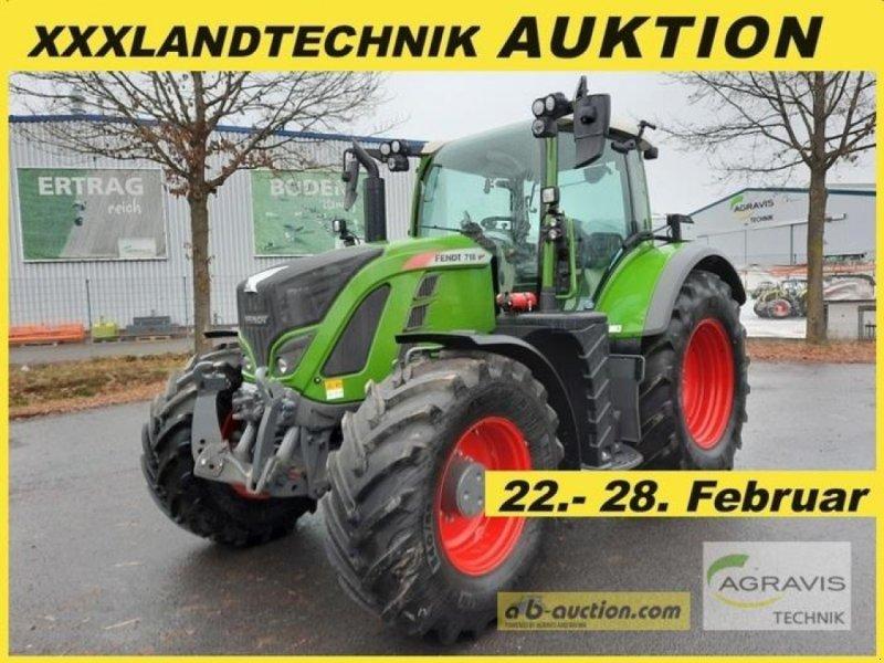 Traktor του τύπου Fendt 718 VARIO S4 POWER PLUS, Neumaschine σε Meppen (Φωτογραφία 1)