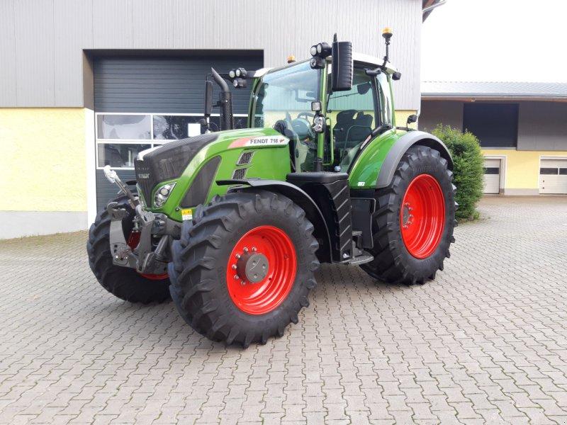Traktor des Typs Fendt 718 Vario S4 Profi Plus 720 722 724, Gebrauchtmaschine in Tirschenreuth (Bild 1)