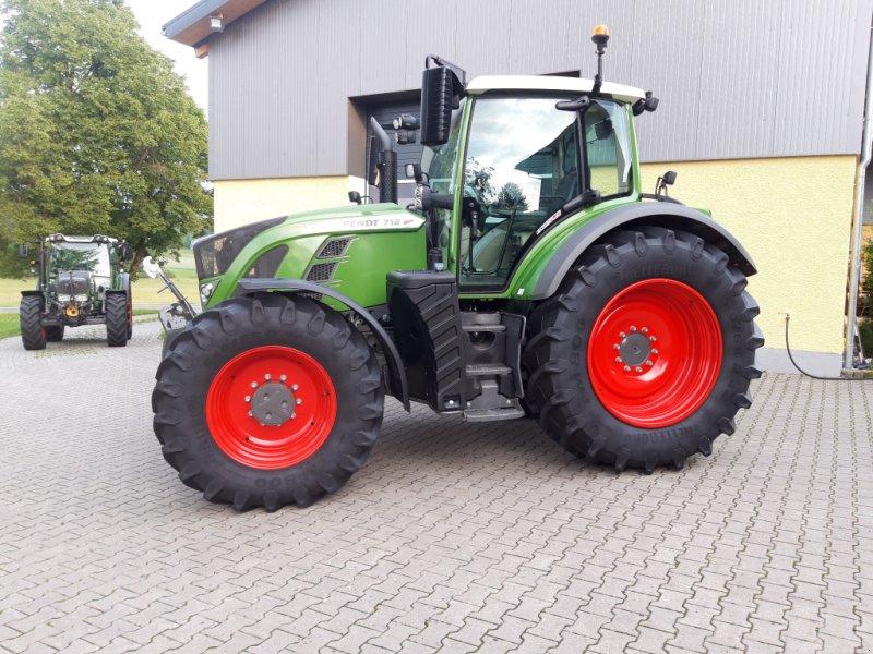 Traktor des Typs Fendt 718 Vario S4 Profi Plus 720 722 724, Gebrauchtmaschine in Tirschenreuth (Bild 2)