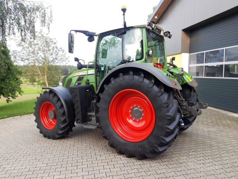 Traktor des Typs Fendt 718 Vario S4 Profi Plus 720 722 724, Gebrauchtmaschine in Tirschenreuth (Bild 3)