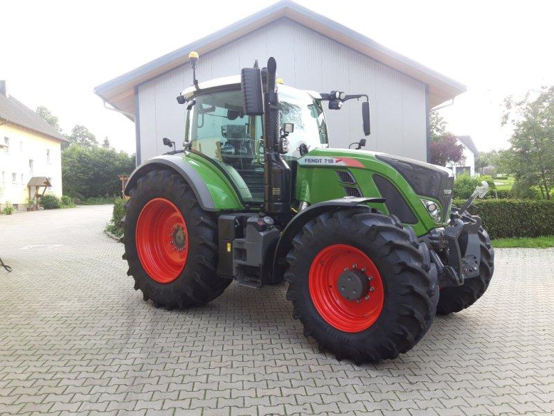 Traktor des Typs Fendt 718 Vario S4 Profi Plus 720 722 724, Gebrauchtmaschine in Tirschenreuth (Bild 7)