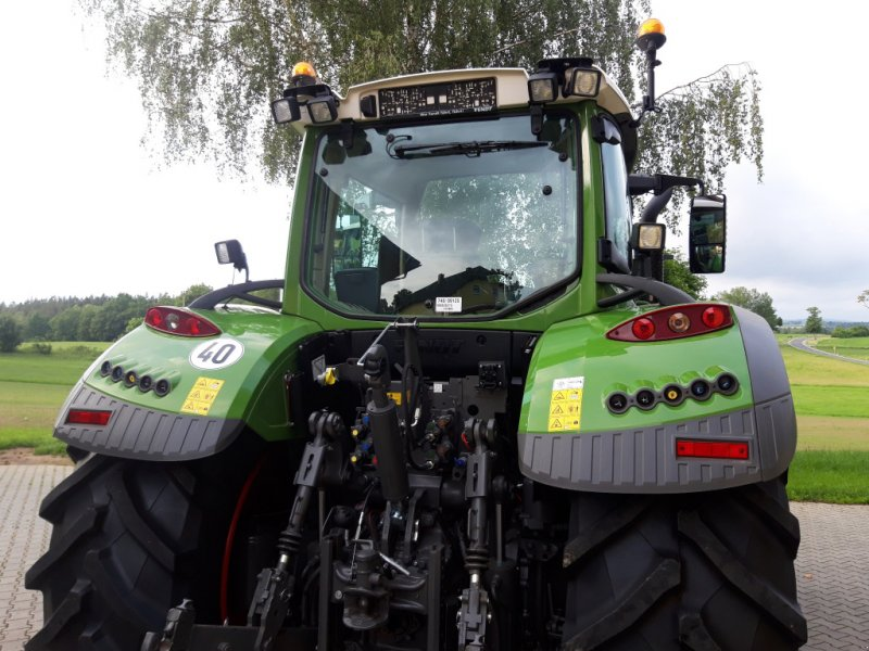 Traktor des Typs Fendt 718 Vario S4 Profi Plus 720 722 724, Gebrauchtmaschine in Tirschenreuth (Bild 8)
