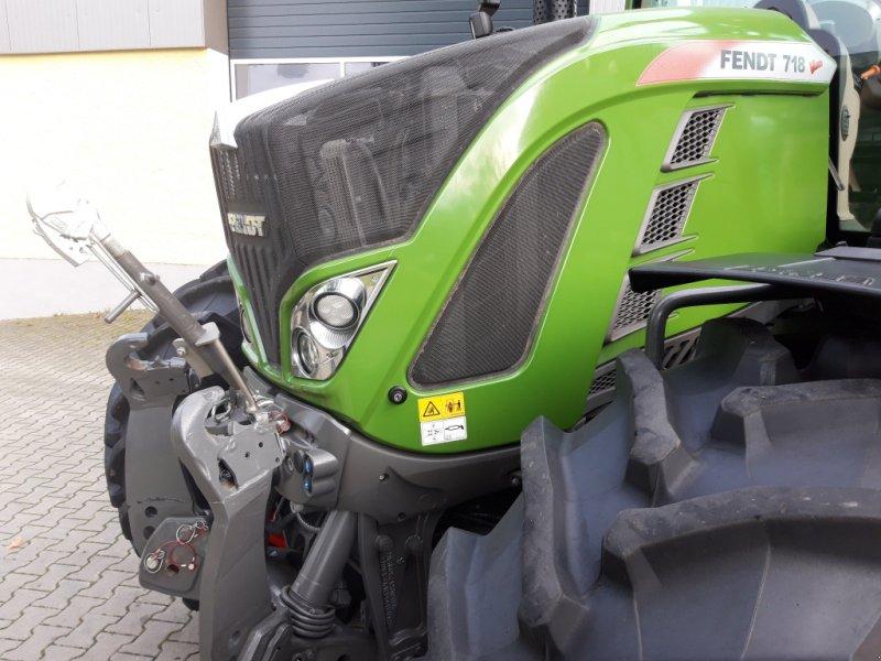 Traktor des Typs Fendt 718 Vario S4 Profi Plus 720 722 724, Gebrauchtmaschine in Tirschenreuth (Bild 12)